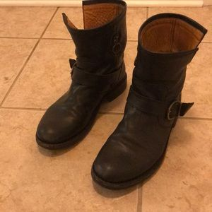 FIORENTINI + BAKER ELI LOW BOOT  Leather 100%